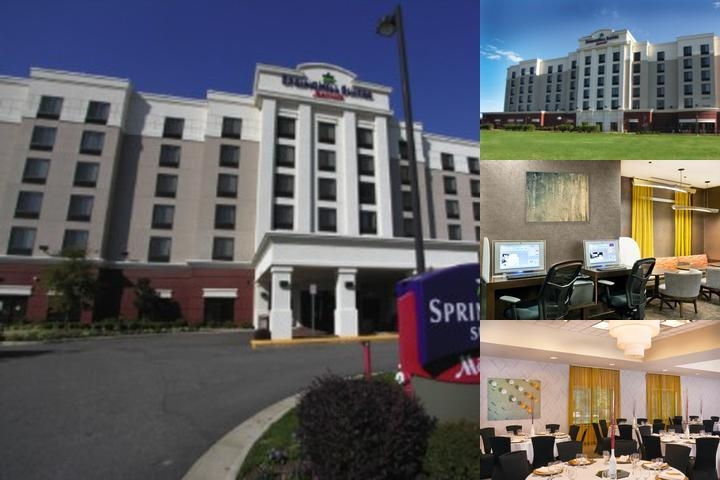 Springhill Suites Norfolk photo collage