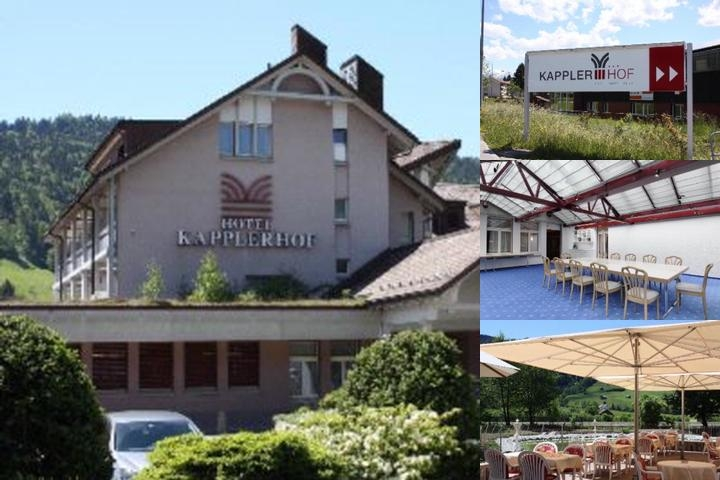 Hotel Kapplerhof photo collage