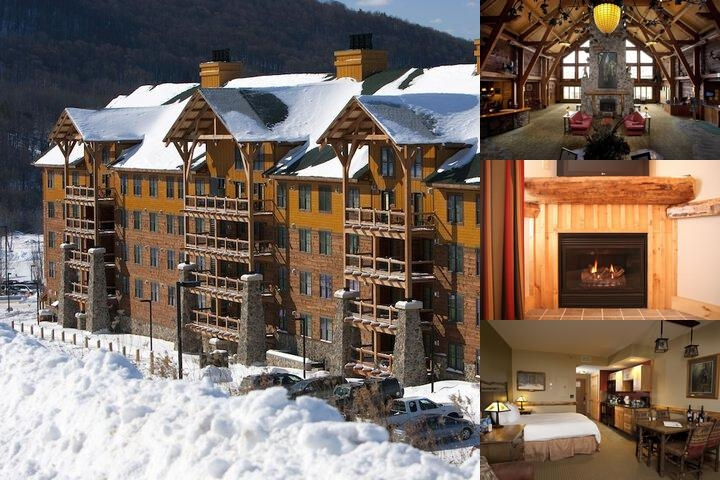 Hope Lake Lodge & Indoor Waterpark photo collage