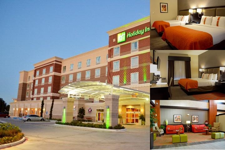 Holiday Inn & Suites Westway Park photo collage