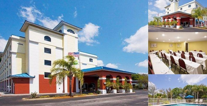 Holiday Inn Exp Wesley Chapel photo collage