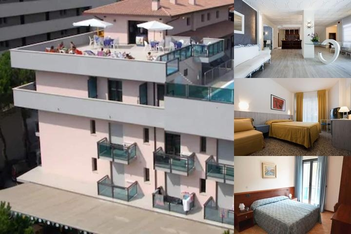Hotel Olimpia photo collage
