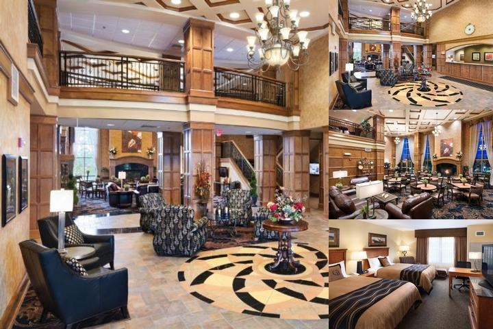 Clubhouse Hotel & Suites photo collage