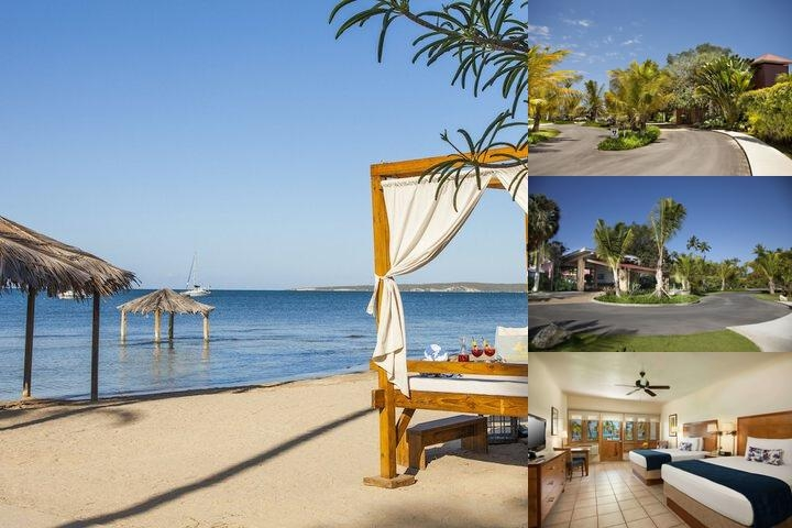 Copamarina Beach Resort photo collage