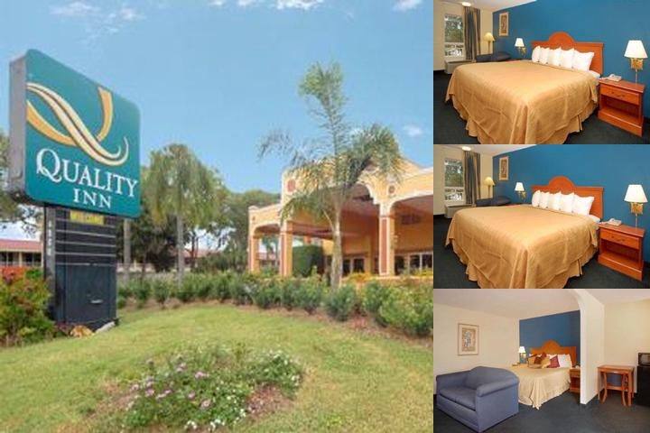 Quality Inn Sarasota Airport photo collage