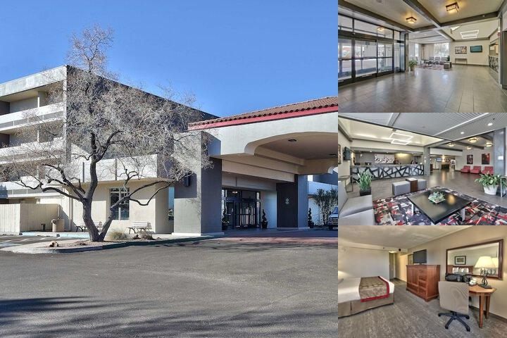 Ramada Albuquerque Midtown photo collage