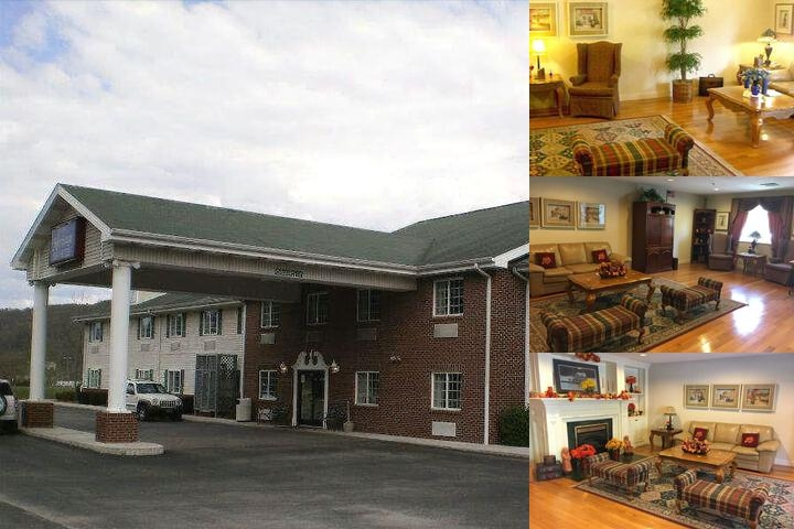 National Heritage Inn & Suites photo collage