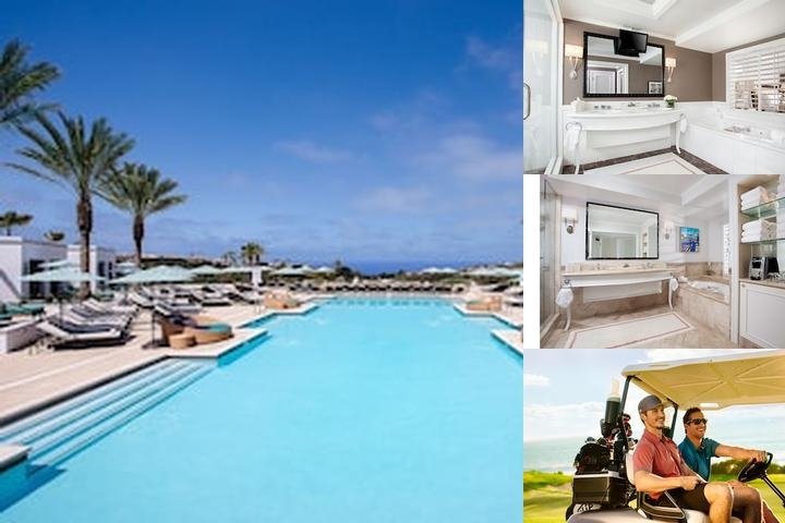 The St. Regis Monarch Beach Resort photo collage