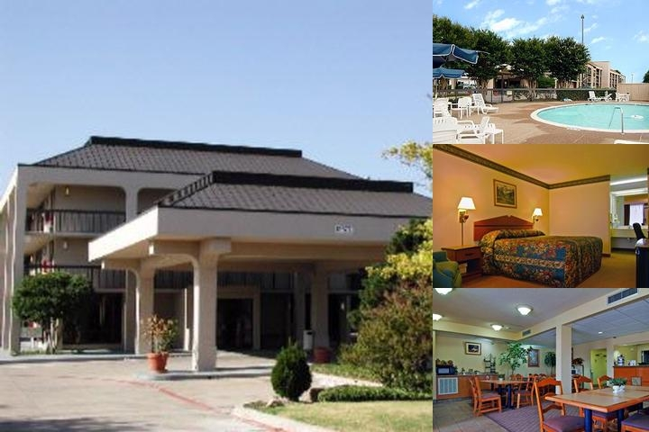 Dallas Executive Inn photo collage
