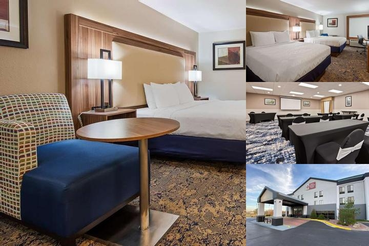 Best Western Plus Kansas City Airport photo collage