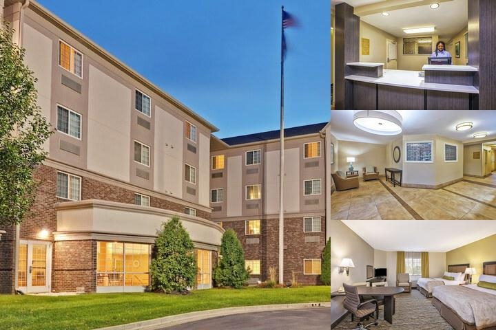 Candlewood Suites Indianapolis Northeast photo collage
