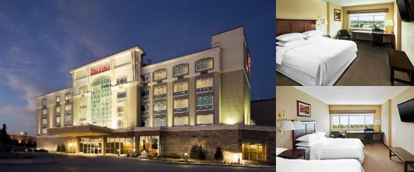 Sheraton Midwest City Hotel & Reed Conference photo collage