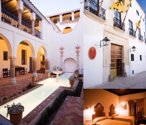 Las Casas De La Juderia photo collage