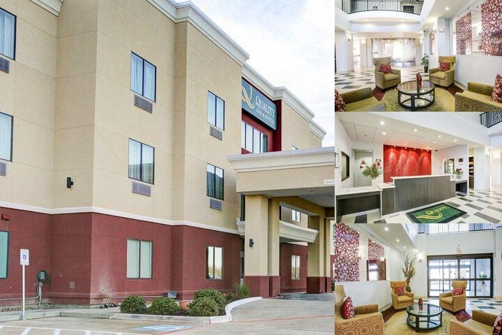 Quality Inn & Suites Bryan College Station photo collage