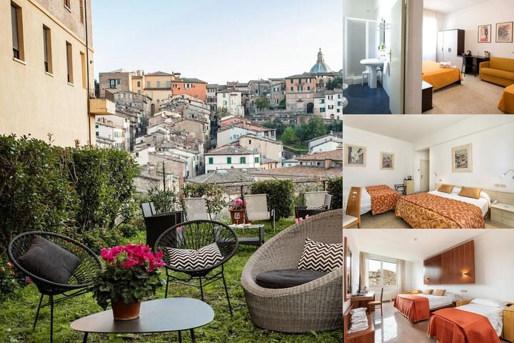 Albergo Minerva photo collage