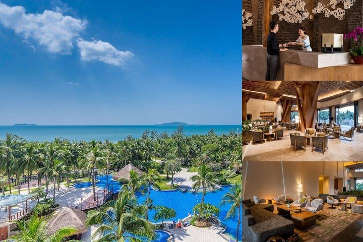 Holiday Inn Sanya Bay Resort photo collage