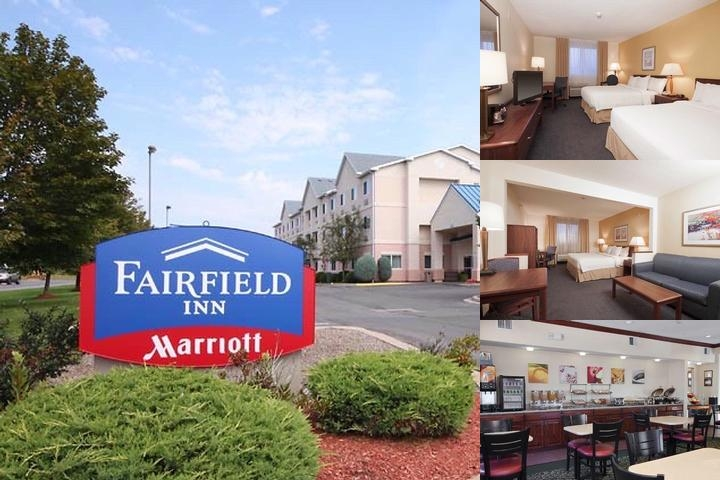 Fairfield Inn Clay / Syracuse photo collage