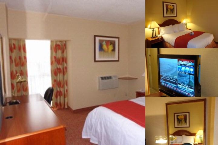 Howard Johnson Inn & Suites Scarborough East photo collage