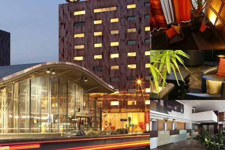 Crowne Plaza Lille Hotel photo collage