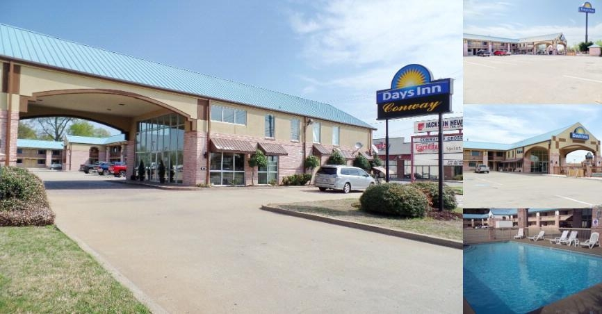 Days Inn Conway photo collage