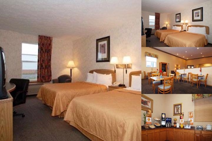 Quality Inn Columbus South photo collage