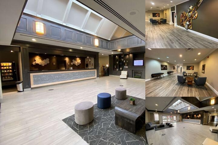 Best Western St. Catharines Hotel & Conference Centre photo collage