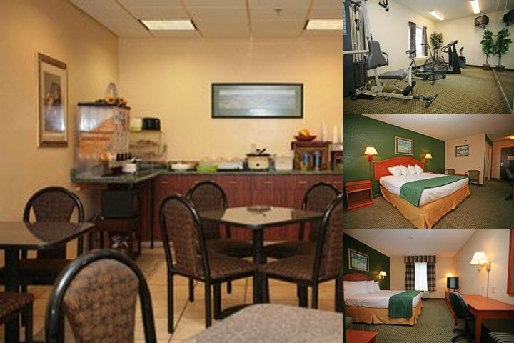 Americas Best Value Inn Louisville photo collage