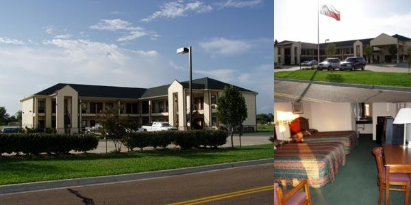 Lone Star Inn & Suites photo collage