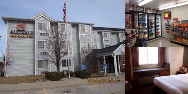 Alliance Inn & Suites photo collage