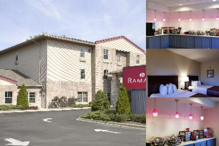 Ramada Sellersburg photo collage