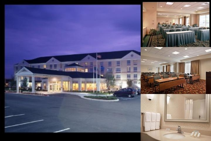 Hilton Garden Inn Wilkes Barre photo collage