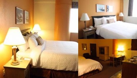The Suites Hotel at Waterfront Plaza photo collage