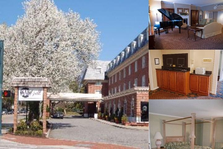 The Williamsburg Hospitality House Hotel & Conf Ct photo collage