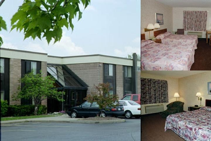 Econo Lodge Canandaigua photo collage