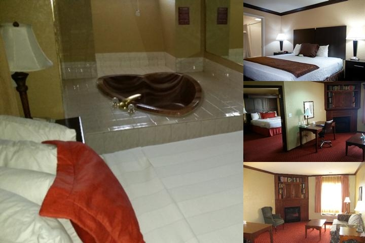 Best Western Cantebury Inn & Suites photo collage