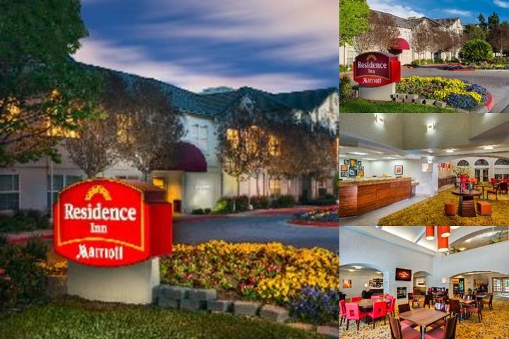 Residence Inn by Marriott Pleasanton photo collage