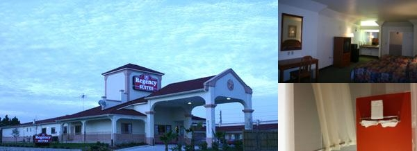 Regency Suites photo collage