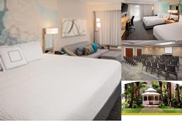Courtyard by Marriott Fort Lauderdale North photo collage
