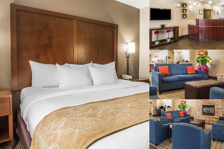 Comfort Suites Coralville Ia 2431 James 52241