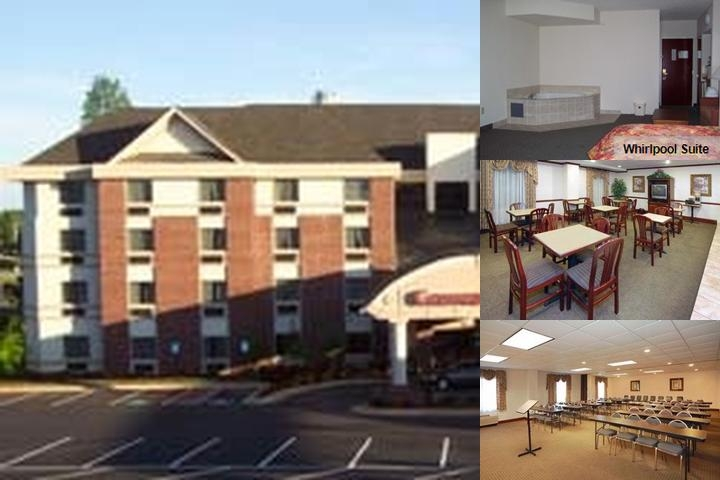 Comfort Suites Sugarloaf Suwanee Ga photo collage