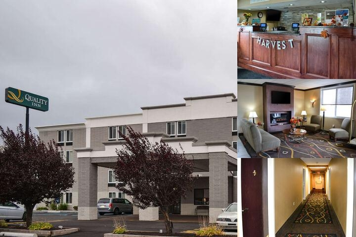 Quality Inn Dunmore photo collage