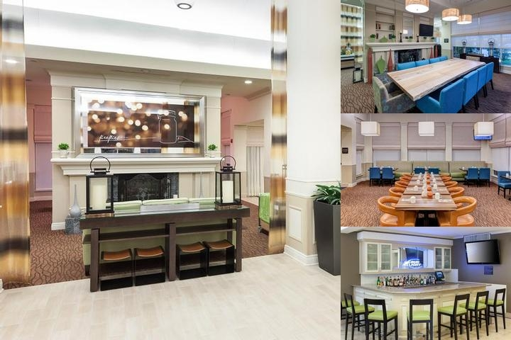 Hilton Garden Inn Mcallen photo collage