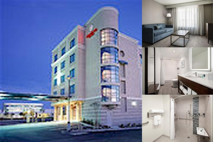 Four Points Sheraton photo collage