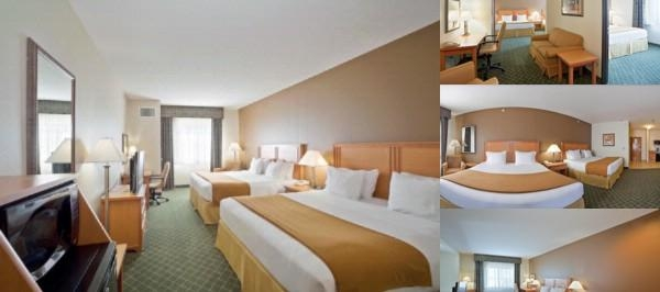 Holiday Inn Express & Suites South photo collage