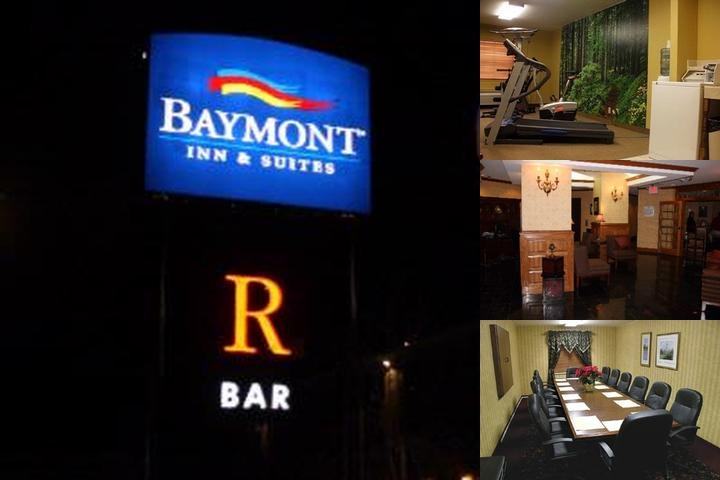 Baymont Jefferson City photo collage