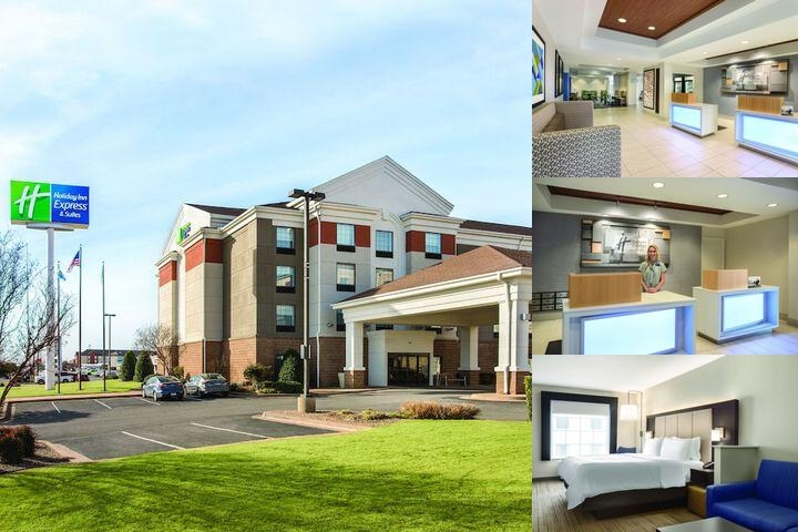 Holiday Inn Express Hotel & Suites of Lawton photo collage