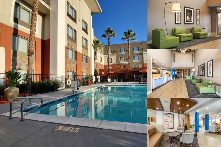 Holiday Inn Express & Suites Fremont photo collage