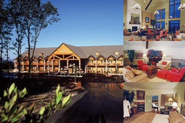 The Lodge at Eagle Rock Resort photo collage