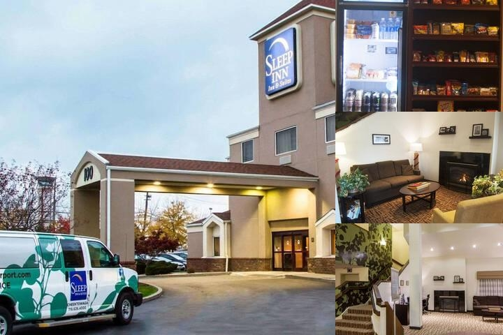 Sleep Inn & Suites Buffalo Airport photo collage