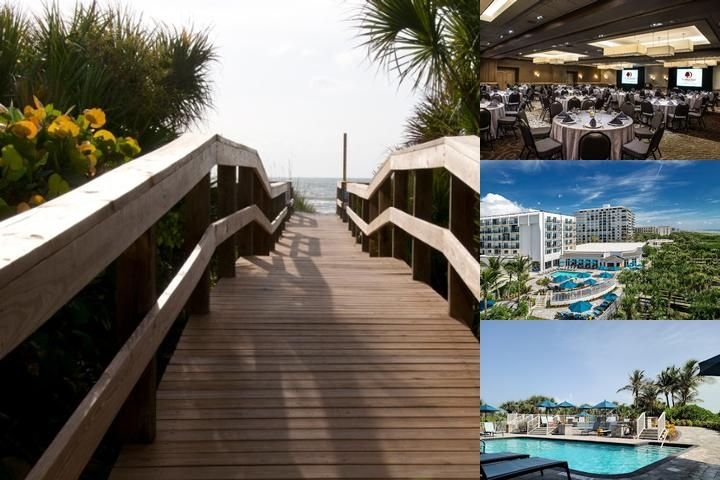 Doubletree Cocoa Beach Oceanfront photo collage